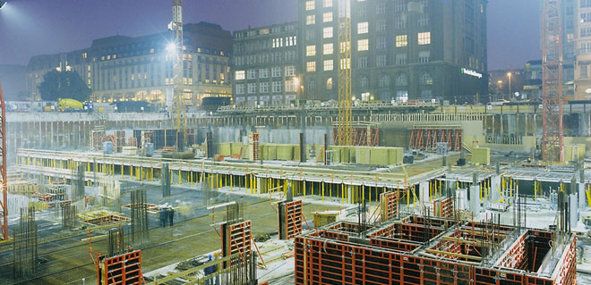 Auftraggeberhaftung bei Bauleistungen